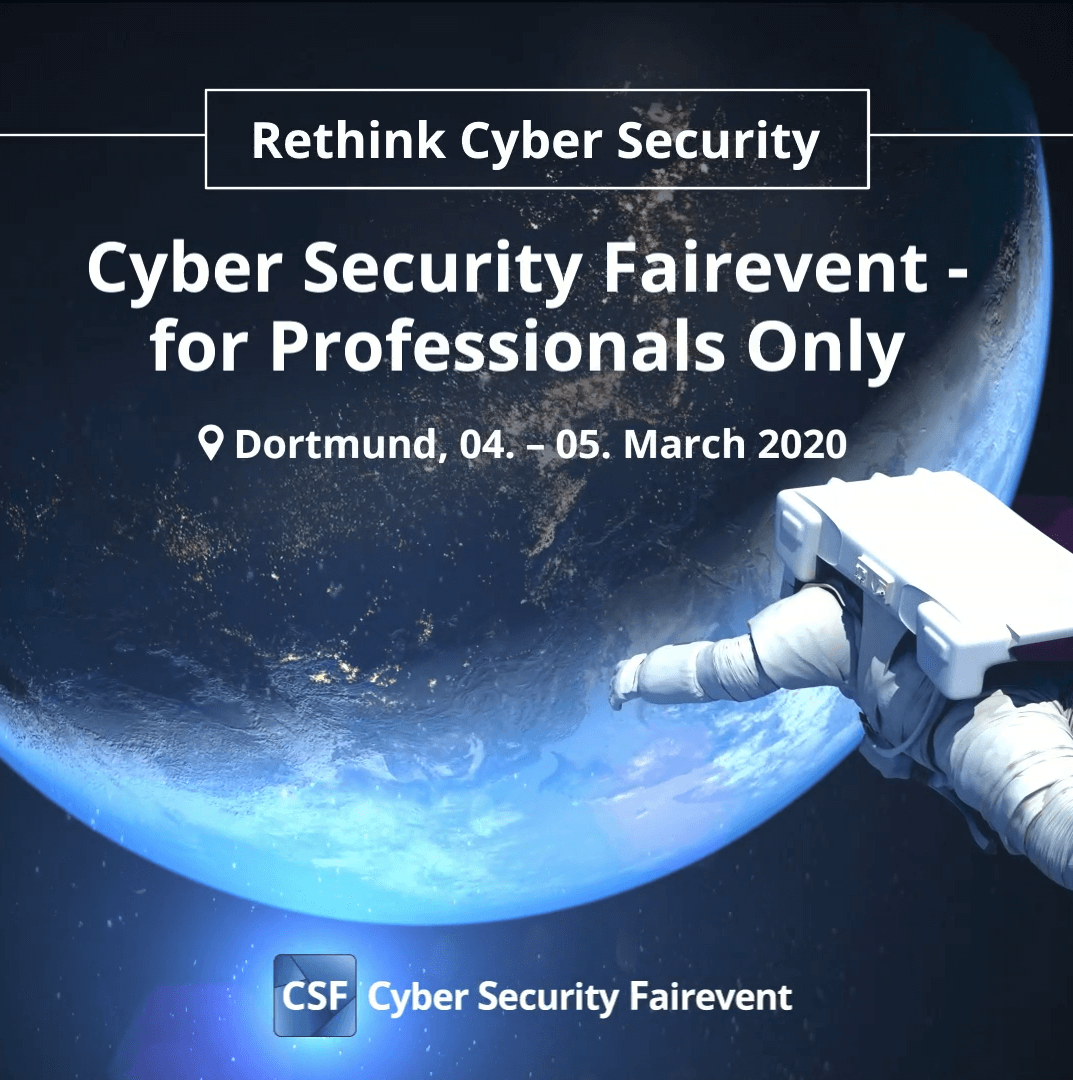 Cybersecurity Fairevent