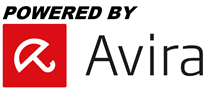 Powered by Avira